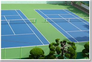 Проектирование теннисного корта под ключ, чертежи кортов, построить теннисный корт