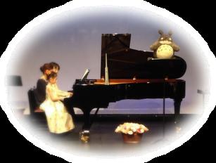 せんがわ劇場ピアノ発表会