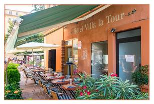 Hotel Villa la Tour Nice Toastmasters Nice Venue