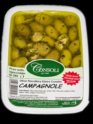 Olive verdi Campagnole