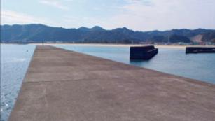 Nachi fishing port