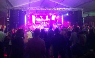 BBC ROCK beim Forellenfest in Uerzell, Einfach nur klasse, bsonders mit den Ulmbachern