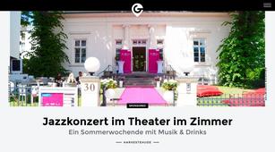 Jazz-Konzerte im Theater im Zimmer Hamburg