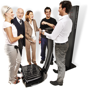 Vibrationsplatten, Vibrationstraining, Galileo Training: www.vibrationsplatten.tips