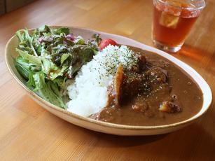 京都 カレー 肉不使用