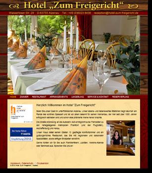 """Hotel """"Zum Freigericht"""", Alzenau"""