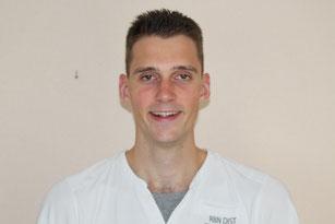 Patrick boer, voedingsconsulent, personal trainer en masseur