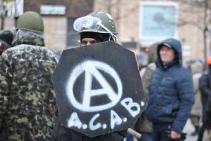 """En aktivist fra """"Autonomous Workers Union""""?"""