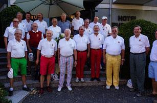 Herrengolfer vom GC Freudenstadt