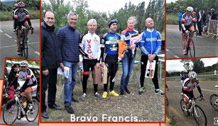 Francis, Bernard, Bruno, G2J, et les autres...!