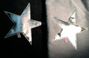 Silberne Sterne