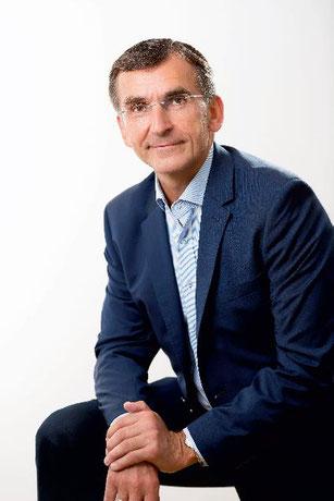 Bernhard Gut, Geschäftsführer