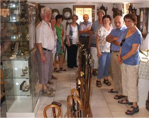 Besuch des Kultur-Historischen Museums in Eppingen