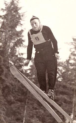 Wolfgang Wilde in Aktion