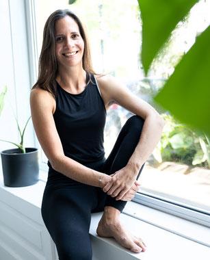 Yoga-Auszeit für Mütter (nach der Rückbildung)