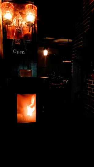 鎌倉 カフェ ストーブ
