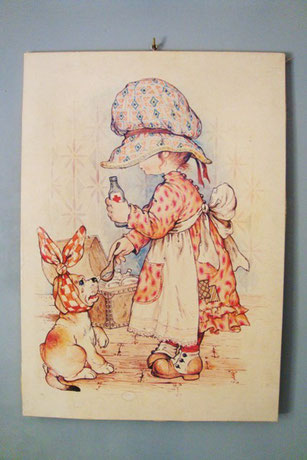 grande illustration Sarah Kay vétérinaire