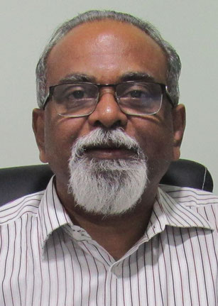 Cargo veteran Radharamanan Panicker is running Dangerous Goods Management Indian  - photo: private
