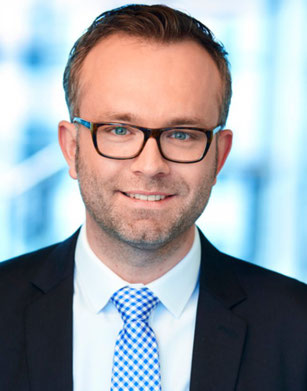 Joining forces in Miami:  Robert Schoenberger of Messe Muenchen…