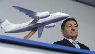 Close ties with Moscow cost him his job – Antonov boss Dmitry Kiva
