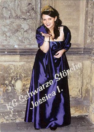 Storchenprinzessin 2012/2013 Jessica I.