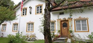Haus Florian - Oberammerau