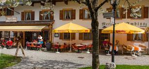 Restauran Alte Wurstkuchl - Oberammergau