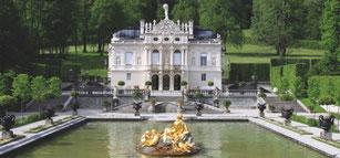 Schloss Linderhof König Ludwig 2