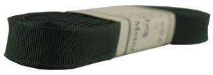 binding ribbon for gentlemen, slight, elegant gloss, subtle rib, width: 1cm, various colours