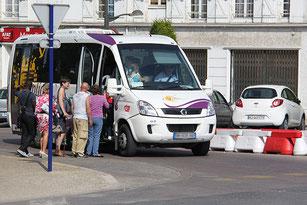 Fablio est l'un des réseaux de bus desservant la CARCT.