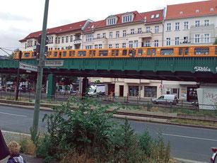 Schönhauser Allee Prenzlauer Berg