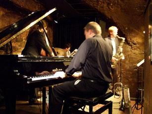 Andreas Hertel Quintett Jazzkeller Frankfurt