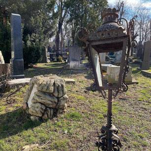Zentralfriedhof, 16. 02. 2020/Foto: Andreas Brixler