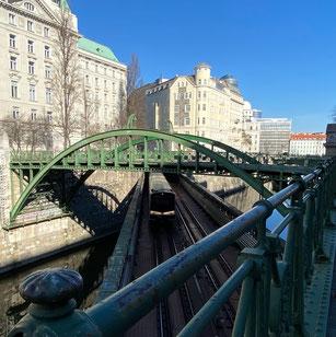 Zollamtsbrücke, 07. 03. 2020/Foto: Andreas Brixler