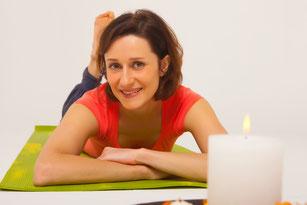 Natalie Streichert Yoga in Gießen