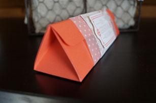 Dreieckige Verpackung