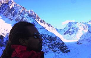 Chamonix -Mont-Blanc Alps.