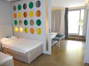 Familienzimmer, Hotel Lyttos Beach, Kreta