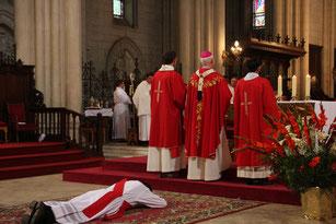 Vocation - Vie consacrée - Ordination -
