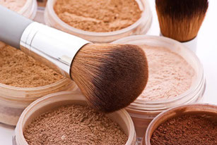 Make Up Puder http://www.bodyandsoulcosmetics.de