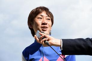 松本剛志騎手
