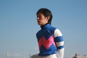 第3競走サブマリン号で笠松初勝利の松本剛志騎手