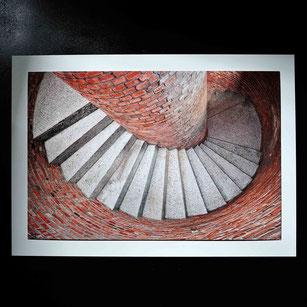 Leuchtturmtreppe Amrum