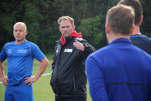 Trainer Torsten Kierdorf steht vor seinem Pflichtspiel-Debüt für den FC Waldbrunn