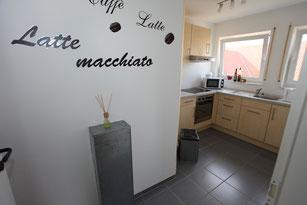 Küche FeWo Wachenheim