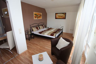 Doppelzimmer Burgblick