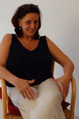 Sylvia Glatzer • B.A. Sozialökonomin  Therapeutin, Trainerin