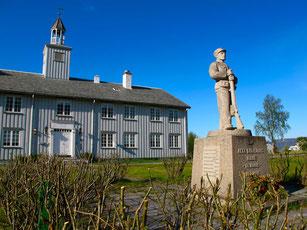historische Kaserne in Alta