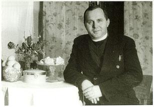 Kaplan Franz Hübel