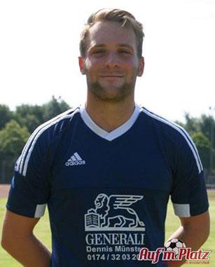 War der Spieler des Spiels: Daniel Dierkes.